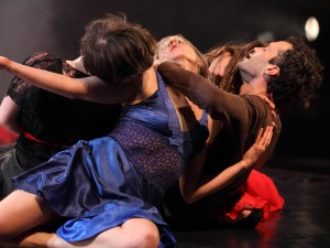 Sensitivity to Heat  ////  Dafi Dance Group